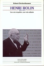 Henri Rolin - biographie