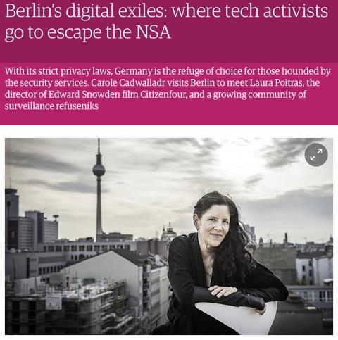 Guardian Berlin